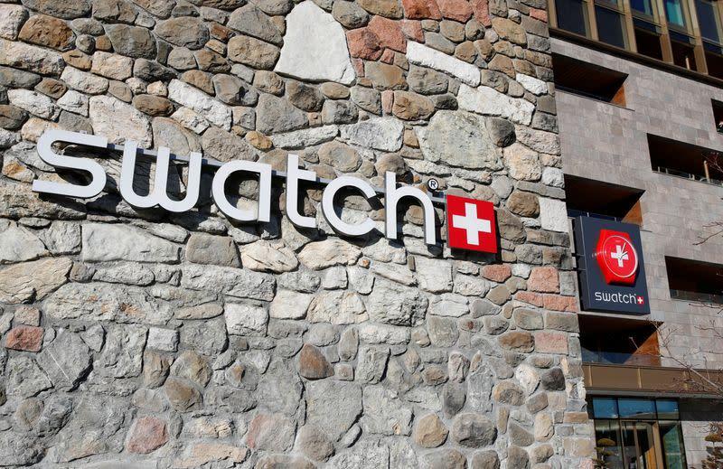 Swatch cancels retailer event in Zurich amid coronavirus uncertainty