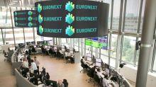 La Bourse de Paris en territoire négatif en attendant des nouvelles sur le commerce