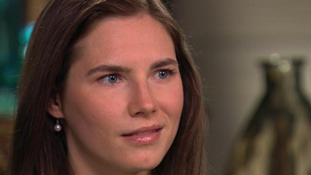 Amanda Knox Interview: A Diane Sawyer Exclusive