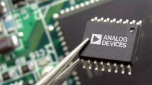 Analog Devices Nears Key Technical Benchmark