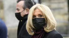 Covid-19 : Brigitte Macron, cas contact, se met à l'isolement
