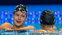 15-year-old Katie Grimes is second to Katie Ledecky to make Olympic swim team in 800