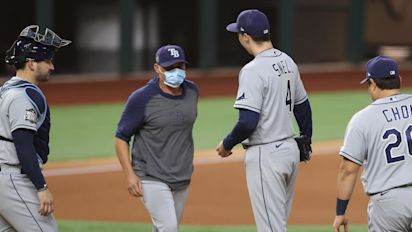 Analytics aren't at fault for Rays' mistake