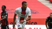 Nice 0-3 Paris Saint-Germain: Mbappe impresses on PSG return