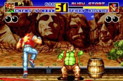 VC Monday Madness: Magnetica and Fatal Fury 2