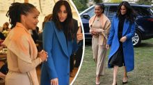 Meghan Markle joined by mum Doria Ragland at palace event