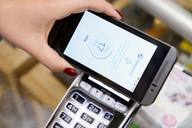 Barclaycard brings NFC payments to its Android app