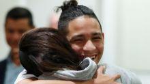 A un año del tiroteo en Parkland: el héroe de 15 años que creyó que no podría volver a caminar