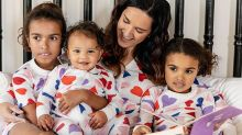 You Can Now Get Matching Valentine's Day Pajamas for the Whole Family