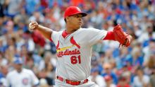 Cardinals top prospect Alex Reyes has MRI on first day of camp