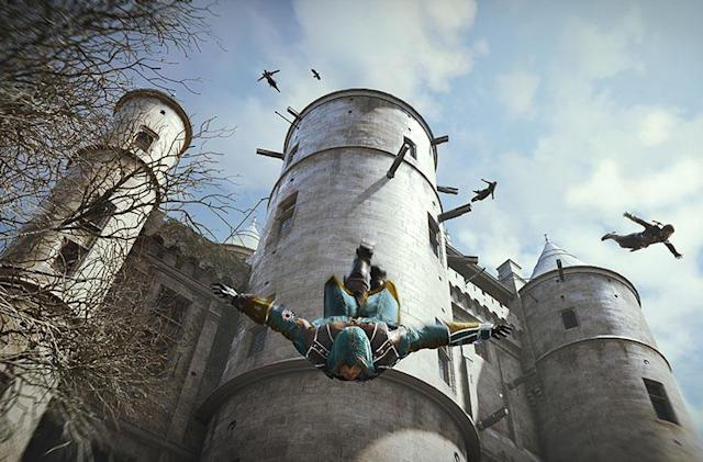 Playdate: We're livestreaming 'Assassin's Creed Unity' on Xbox One! (update: game over!)