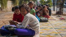 Roadside School Gives Delhi's Street Children A Second Chance