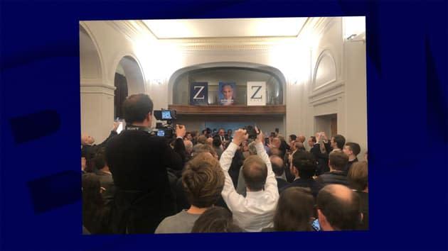 Présidentielle: pas encore candidat, Éric Zemmour réunit son équipe pour la première fois au QG de campagne
