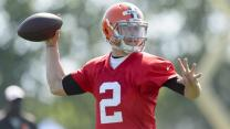Is Johnny Football ready to put on a fantasy show?