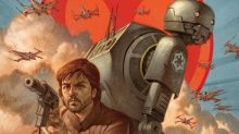 'Star Wars' Is Resurrecting 'Rogue One' Heroes Cassian and K-2SO – and Prequel Jedi Mace Windu Too – in New Comic-Book Series
