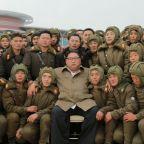 North Korea's Kim Jong Un supervises air drills while U.S. and South Korea postpone drills: KCNA
