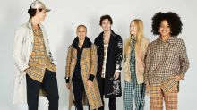 Burberry Sued Target Over Its Iconic Check Pattern