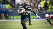 Is Chris Carson still the top fantasy RB in Seattle?