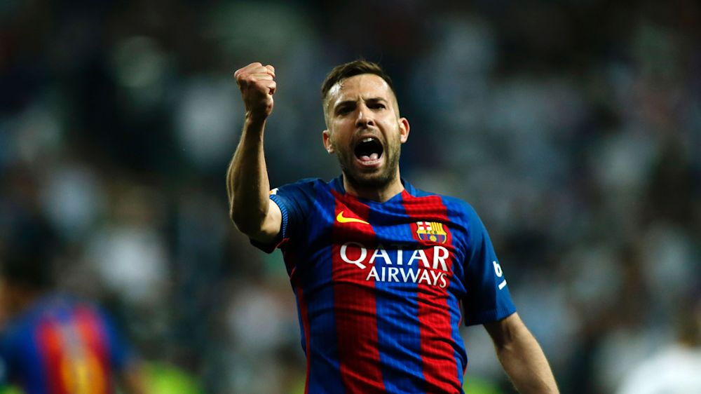 Jordi Alba: Keine Angst vor Theo Hernandez