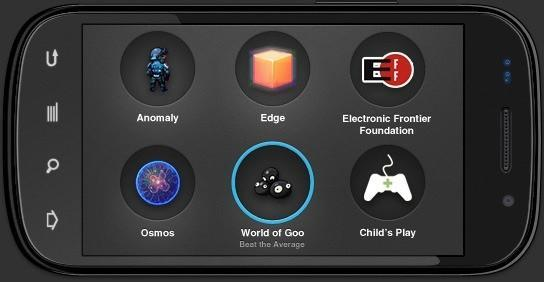 Humble Bundle expands to Android with World of Goo, Anomaly and more