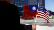 As Biden's emissaries go to Taiwan, China terms exercises 'combat drills'