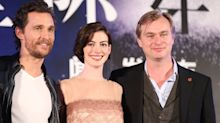 Christopher Nolan Clarifies Anne Hathaway's Claim He Bans Chairs From Sets