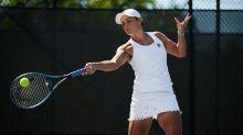 Barty's Wimbledon nod to Goolagong Cawley