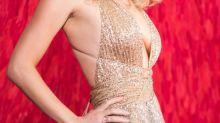 Escote de vértigo y abertura infinita: Jennifer Lawrence más sexy que nunca