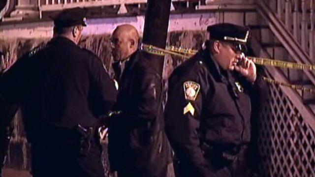 13 year old Boston boy shot on way to church