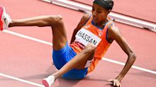 Sifan Hassan Takes Bad Fall And What Happens Next Is Why We Love The Olympics