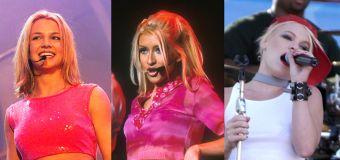 Pink: Britney, Christina feud was fake