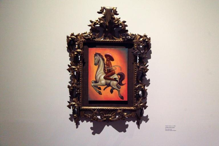 Mexico Makes Deal To Defuse Naked Zapata Painting Row
