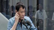 Duterte's visit to Kuwait 'not sure,' says Palace