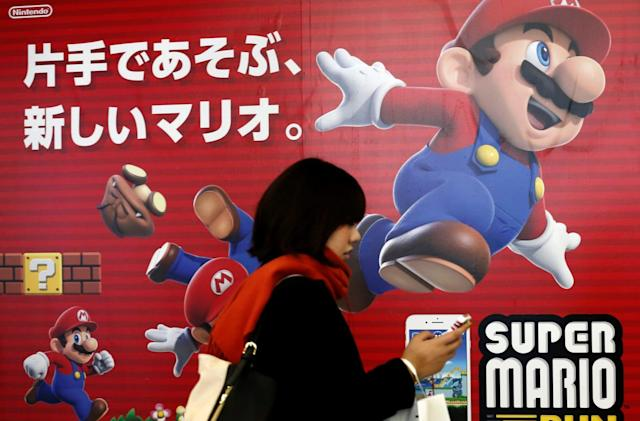 'Super Mario Run' update breathes life into Nintendo's mobile plans