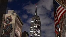 "The Empire State Building Went Dark in Honor of George Floyd and ""Injustice in All of Its Forms"""