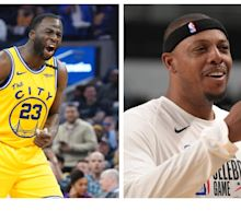 Draymond Green tells Paul Pierce to 'shut up' about LeBron James