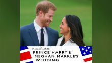 Watch Prince Harry and Meghan Markle get married LIVE