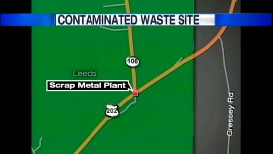 Leeds contaminated site getting EPA attention