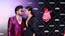 Pics: Ranveer, Deepika and Sara celebrate beauty