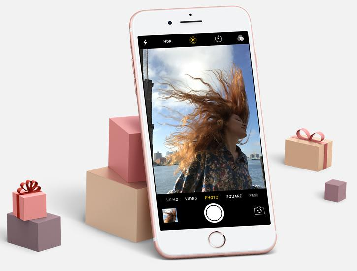 Apple\'s 2016 Holiday Gift Guide recommends Apple products for everyone
