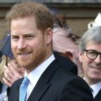 Prince Harry, Pippa Middleton and More Attend Lady Gabriella's Wedding at Windsor Castle