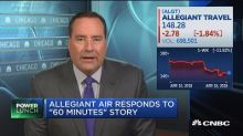 Allegiant's safety record under fire after '60 Minutes' r...