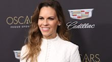 Hilary Swank Shares the Total-Body Exercises That Keep Her Insanely Fit at 44