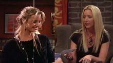El origen de la hermana gemela de Phoebe en Friends que los fans desconocían