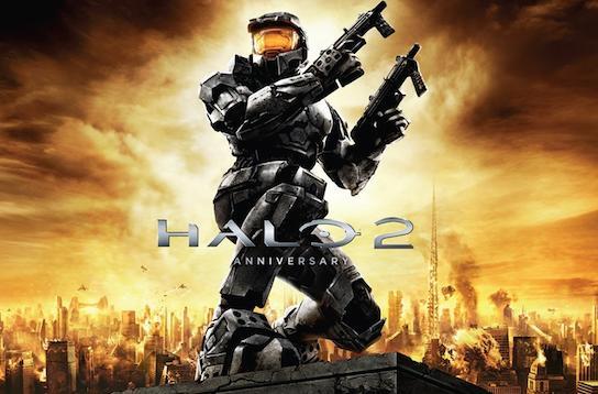 Halo 2: Anniversary Original Soundtrack hits play on November 11
