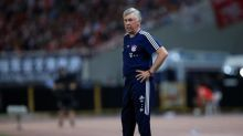 Bayern's Ancelotti stays grounded after impressive start against Chelsea