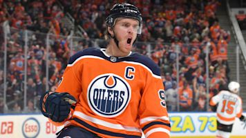 Connor McDavid is a human cheat code