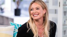 Hilary Duff thanks 'miracle' product for saving her hair after botched at-home dye