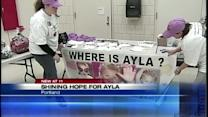 Vigil held to mark one year since toddler's disappearance