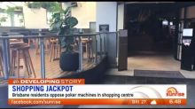 Residents oppose poker machines next to shopping mall